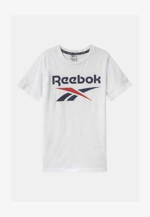 CLASSIC UNISEX - Print T-shirt - white