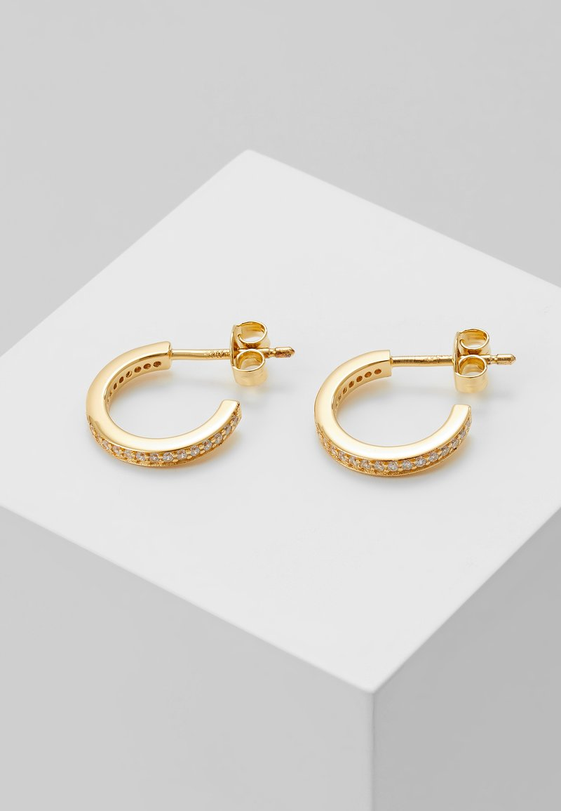 Michael Kors - PREMIUM - Earrings - gold-coloured