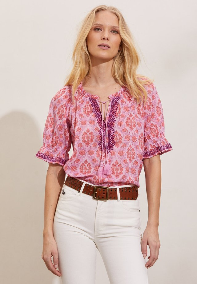 ISABELLE - Blouse - rose