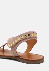 Copenhagen Shoes - REAL SUMMER - T-bar sandals - beige - 5