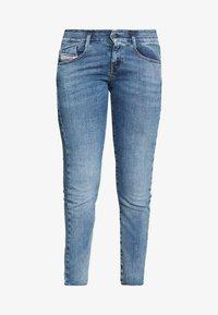 Diesel - D-EBBEY-K - Jeans Skinny Fit - blue denim - 4