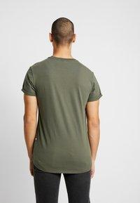 G-Star - LASH R T S\S - Basic T-shirt - wild rovic - 2
