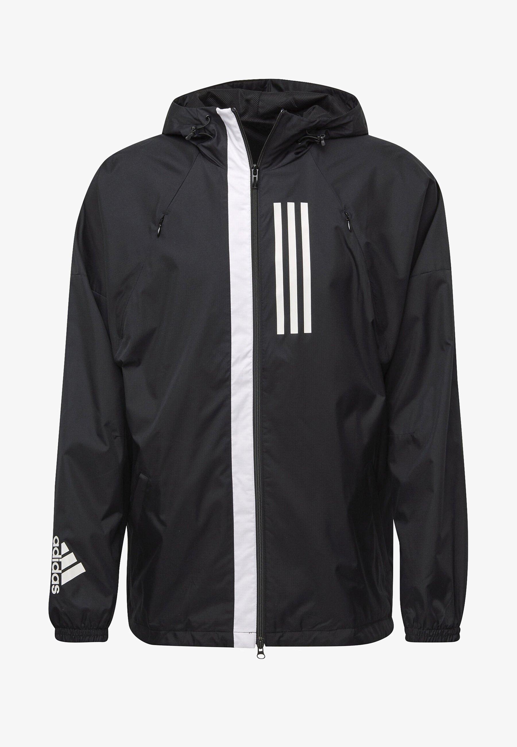 paridad Predecir filosofía  adidas Performance ADIDAS W.N.D. JACKET - Training jacket - black -  Zalando.de