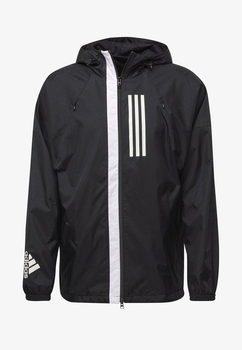 adidas Performance - ADIDAS W.N.D. JACKET - Training jacket - black