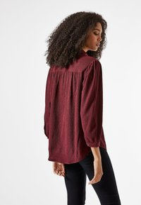 Dorothy Perkins - Button-down blouse - red - 2