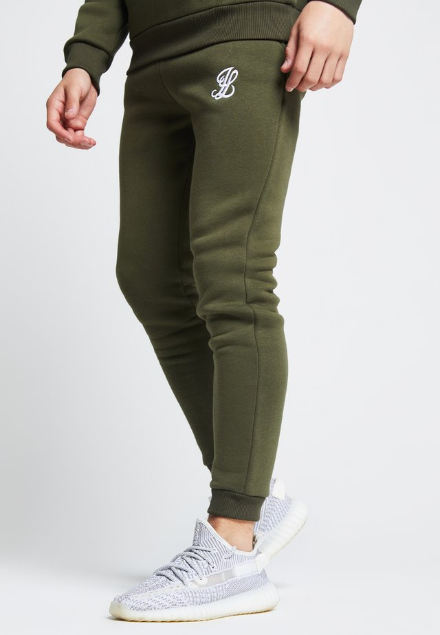 ILLUSIVE LONDON  - Pantaloni sportivi - khaki