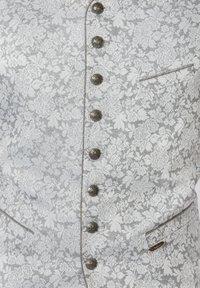 Stockerpoint - DAVIS - Waistcoat - light grey - 4