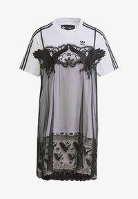 adidas Originals - Vestido ligero - white - 6