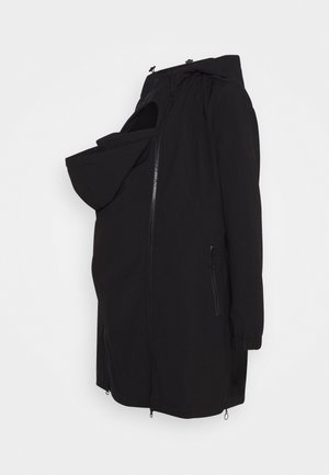 JACKET 3-WAY ROSANN - Halflange jas - black