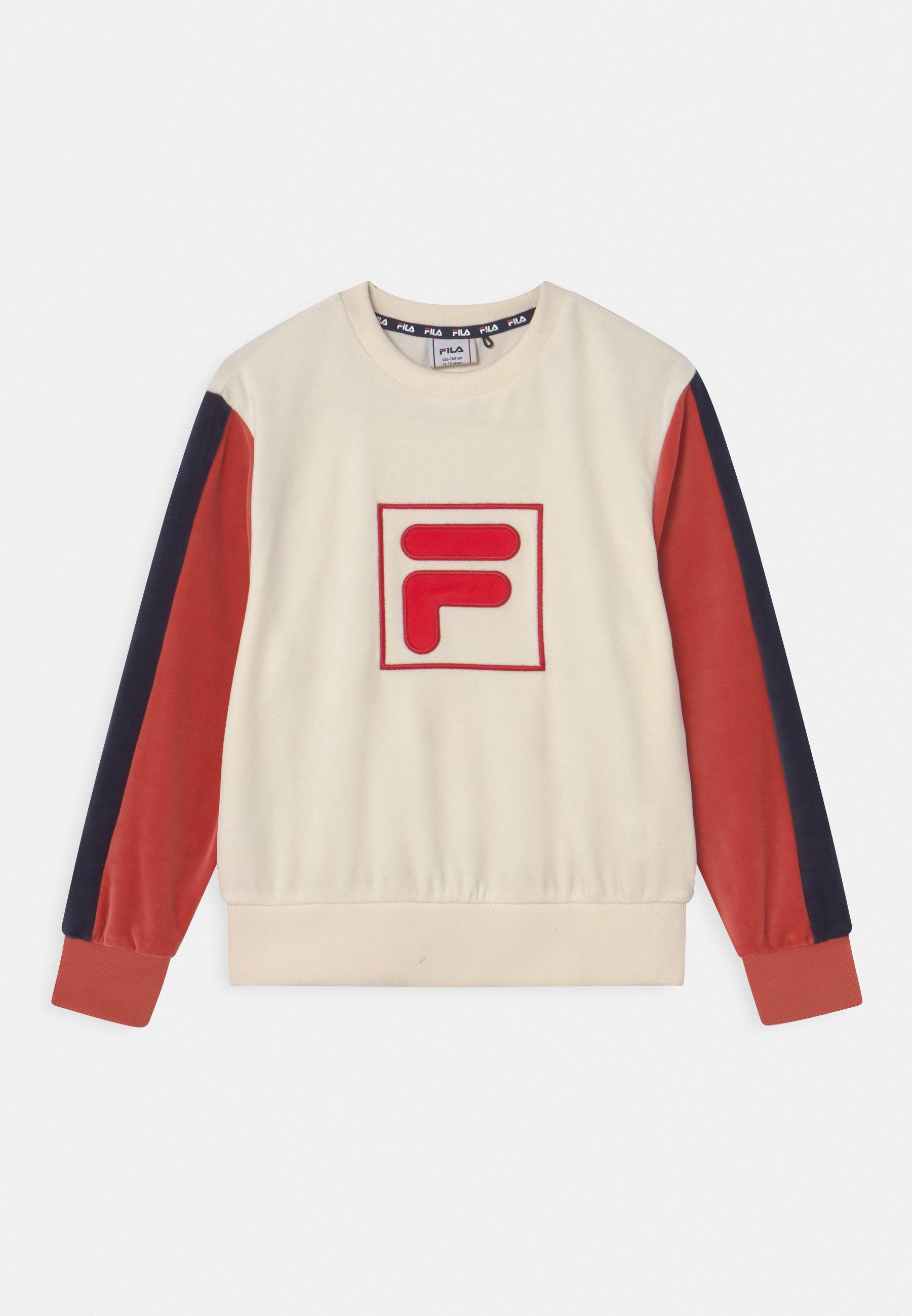 Kids LINDA BLOCKED CREW NECK - Sweatshirt