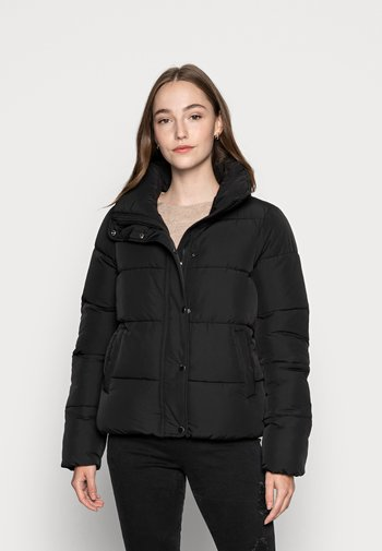 ONLCOOL PUFFER JACKET - Winter jacket - black