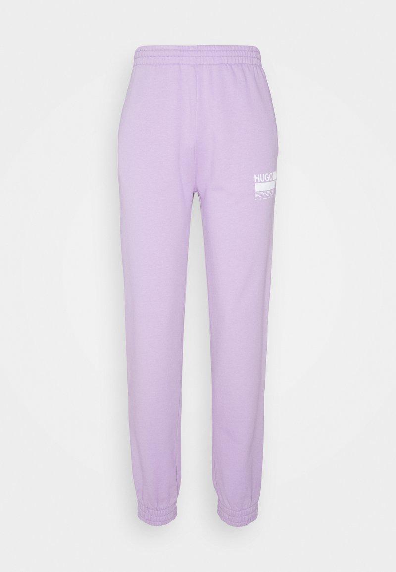 HUGO - NAJOGGER - Teplákové kalhoty - bright purple