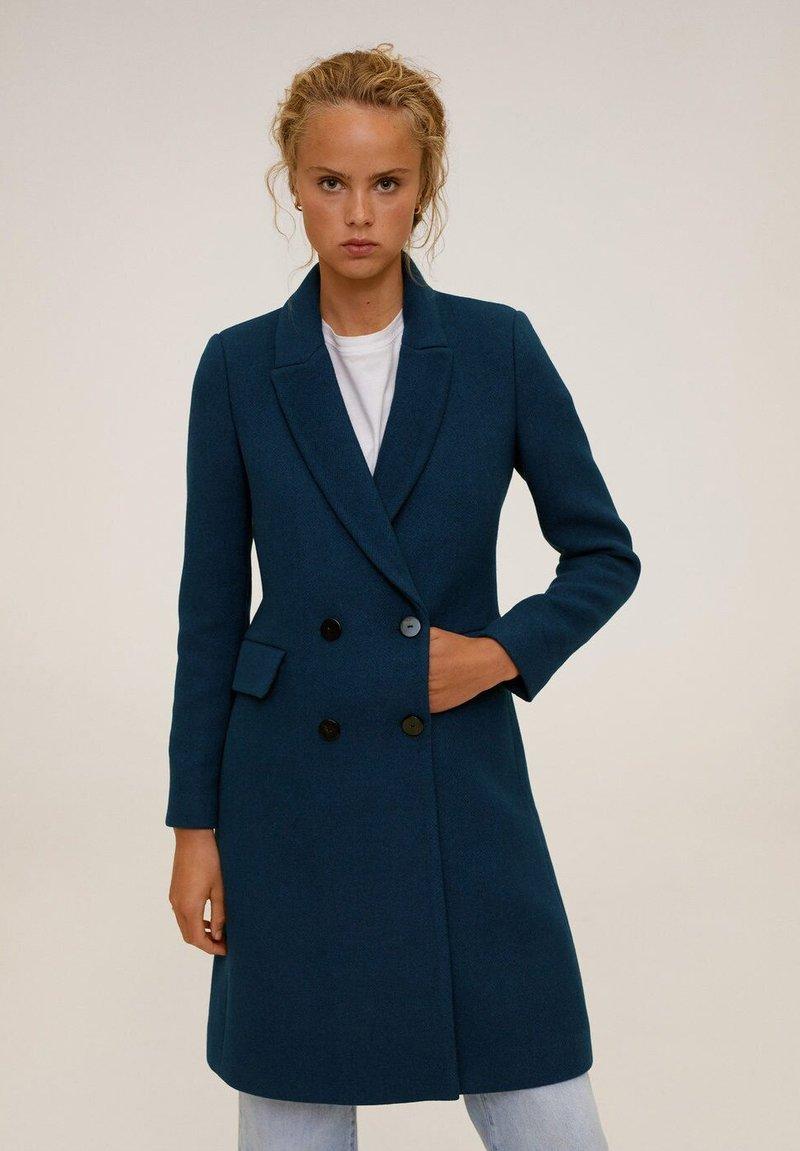 Mango - DALI - Cappotto classico - blue