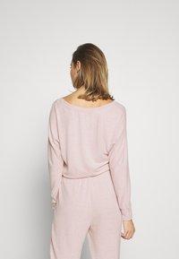 DORINA - CLOUD - Pyjama top - pink - 2