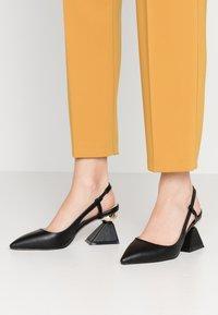 RAID - JASMINE - Classic heels - black - 0