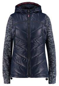 Superdry - Winter jacket - dark blue - 4