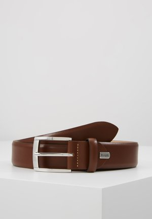 REGULAR - Belt - mid brown