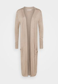ONLY - ONLCECILIA LONG CARDIGAN - Cardigan - sand - 4