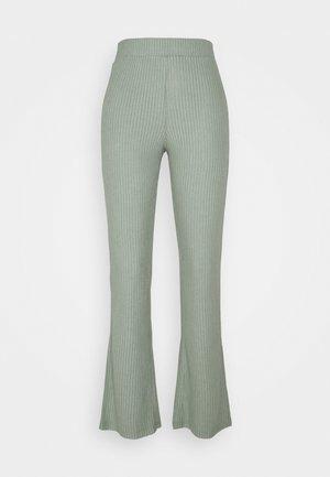 STINA TROUSERS - Pyjama bottoms - iceberg green
