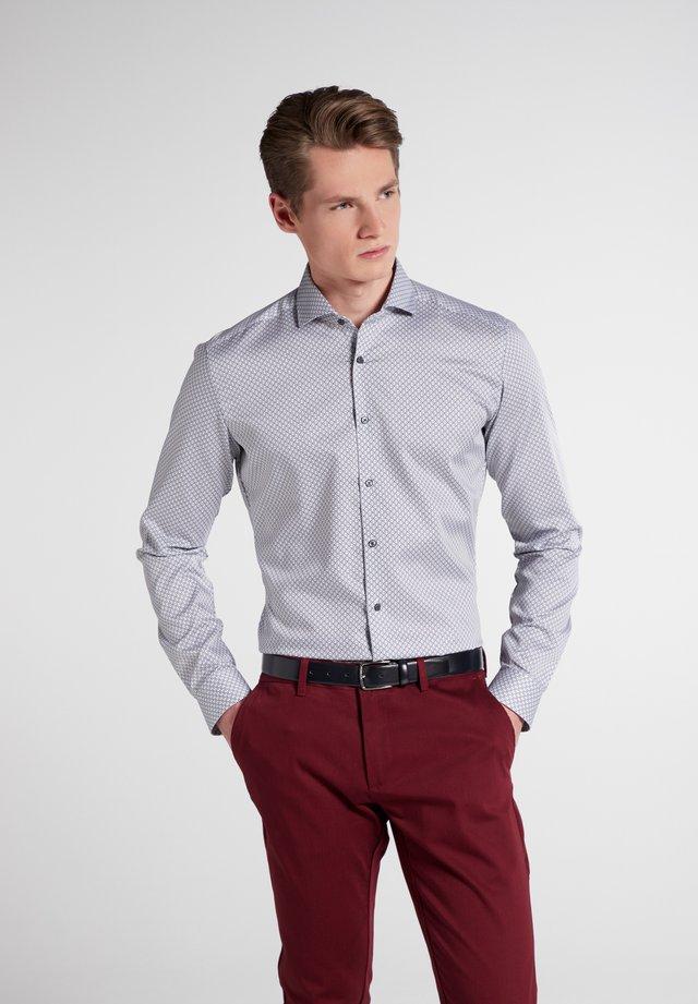 SLIM FIT - Overhemd - grau