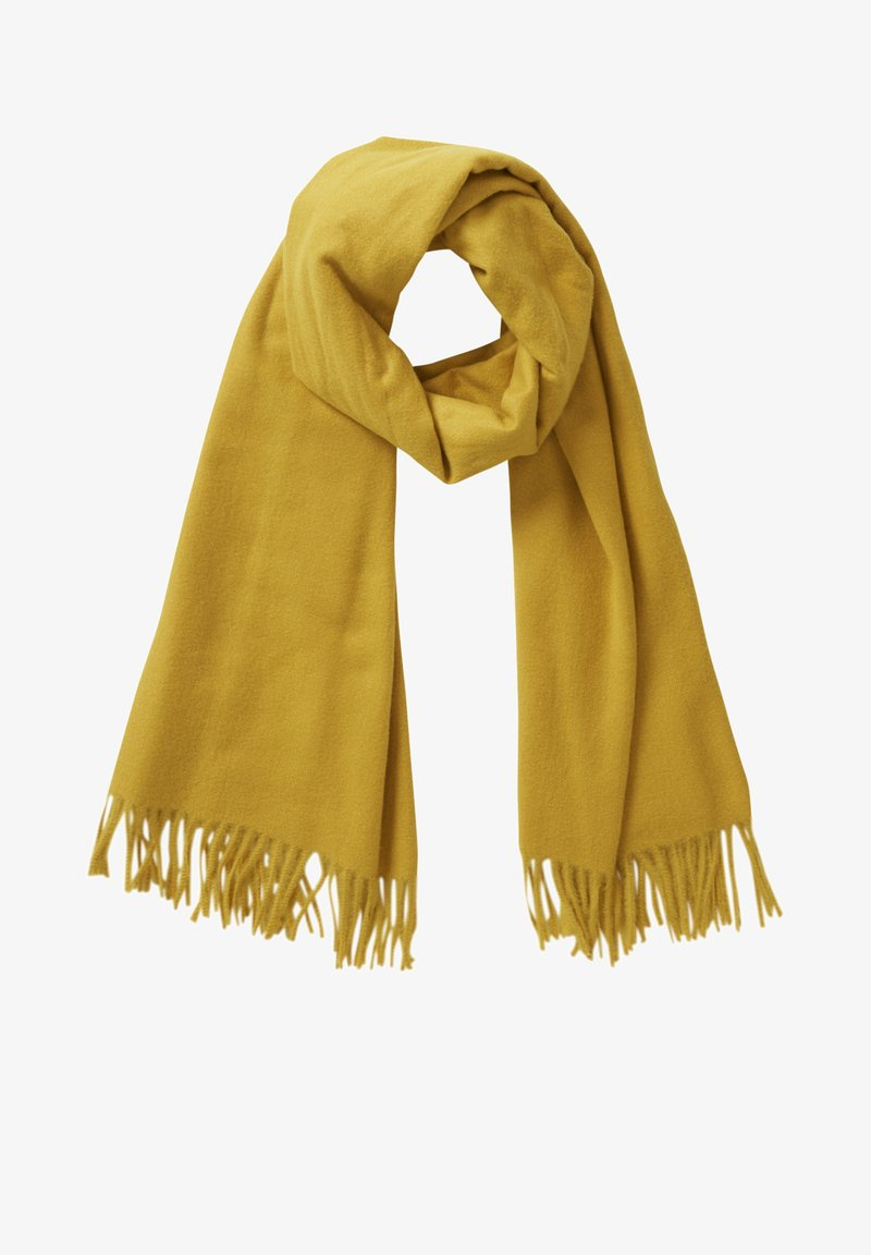 Betty Barclay - MIT FRANSEN - Scarf - light honey
