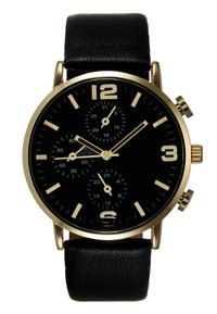Pier One - SET - Orologio - gold-coloured/black - 1