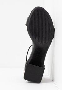 New Look - TANIEL - Sandalen - black - 6
