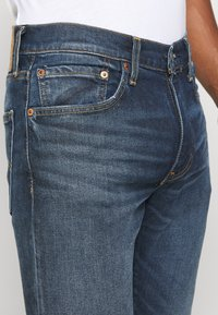 Levi's® - 512™ SLIM TAPER - Jeansy Slim Fit - blue denim - 4
