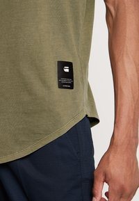 G-Star - SWANDO RELAXED R T S/S - Basic T-shirt - sage - 5
