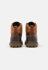 ECCO - TREDTRAY - Lace-up ankle boots - amber - 6
