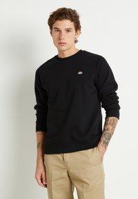 Dickies - NEW JERSEY - Sweatshirt - black - 0