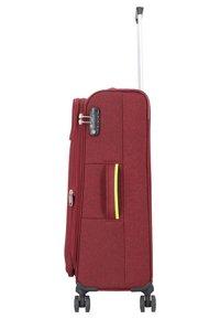 Hardware - 3 SETS - Luggage set - bordeaux - 3