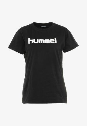 HMLGO  - Print T-shirt - black