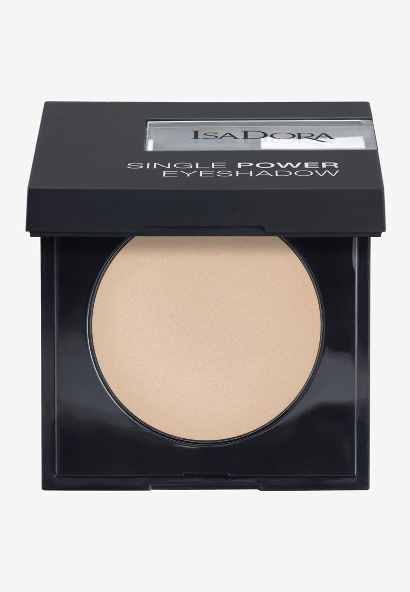 IsaDora - SINGLE POWER EYESHADOW - Eye shadow - bare beige