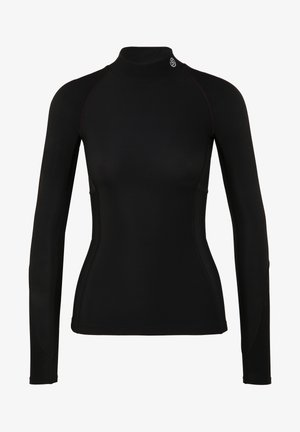 THERMAL - Funktionsshirt - black