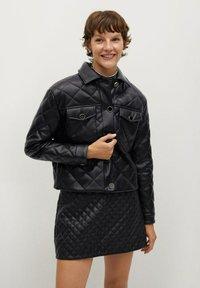 Mango - RECOCO - Winter jacket - noir - 0