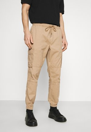 JOGGER - Pantaloni cargo - mojave