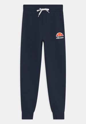MARATHON  - Tracksuit bottoms - navy