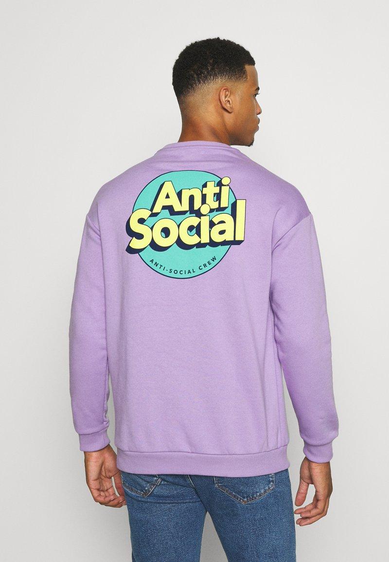 YOURTURN - UNISEX - Sweatshirt - lilac