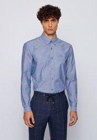 BOSS - Formal shirt - open blue - 0