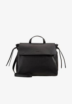STOCKHOLM 57, BLACK, TOP HANDLE - Handbag - black