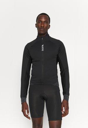 INFINIUM™ THERMO JACKET - Soft shell jacket - black