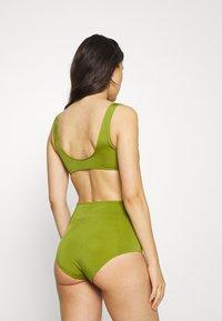 Monki - VANESSA SET - Bikinit - green - 3