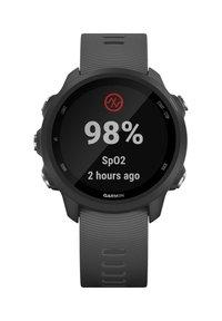 """Garmin - GARMIN GPS-LAUFUHR """"FORERUNNER 245"""" GRAUES ARMBAND - Smartwatch - black - 7"""