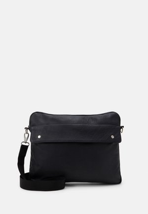 THOR LAPTOP MESSENGER - Across body bag - black
