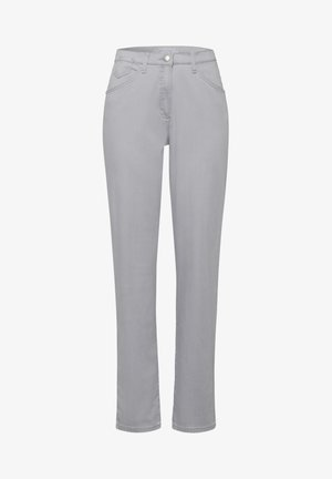 STYLE CORRY - Jeans Straight Leg - silver