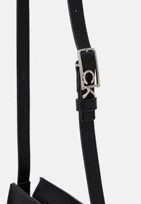 Calvin Klein - CROSSBODY - Across body bag - black - 3