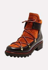 ICEBOUND - Veterboots - brown - 6