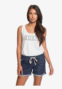 Roxy - MILADY  - Denim shorts - dark indigo - 1