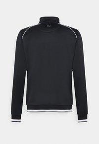 Fila - JACKET BEN - Sportovní bunda - black - 1